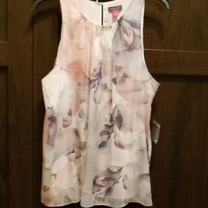 Reduced Vince Camuto Top Sz L -NWT